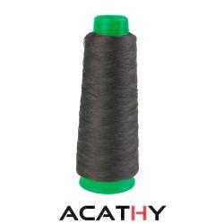 P03 Accroche clés FLEURS violettes