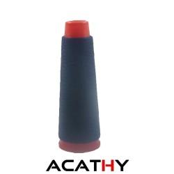 Boucle ceinture blanche 40 mm