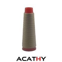 Boucle ceinture dorée 27mm